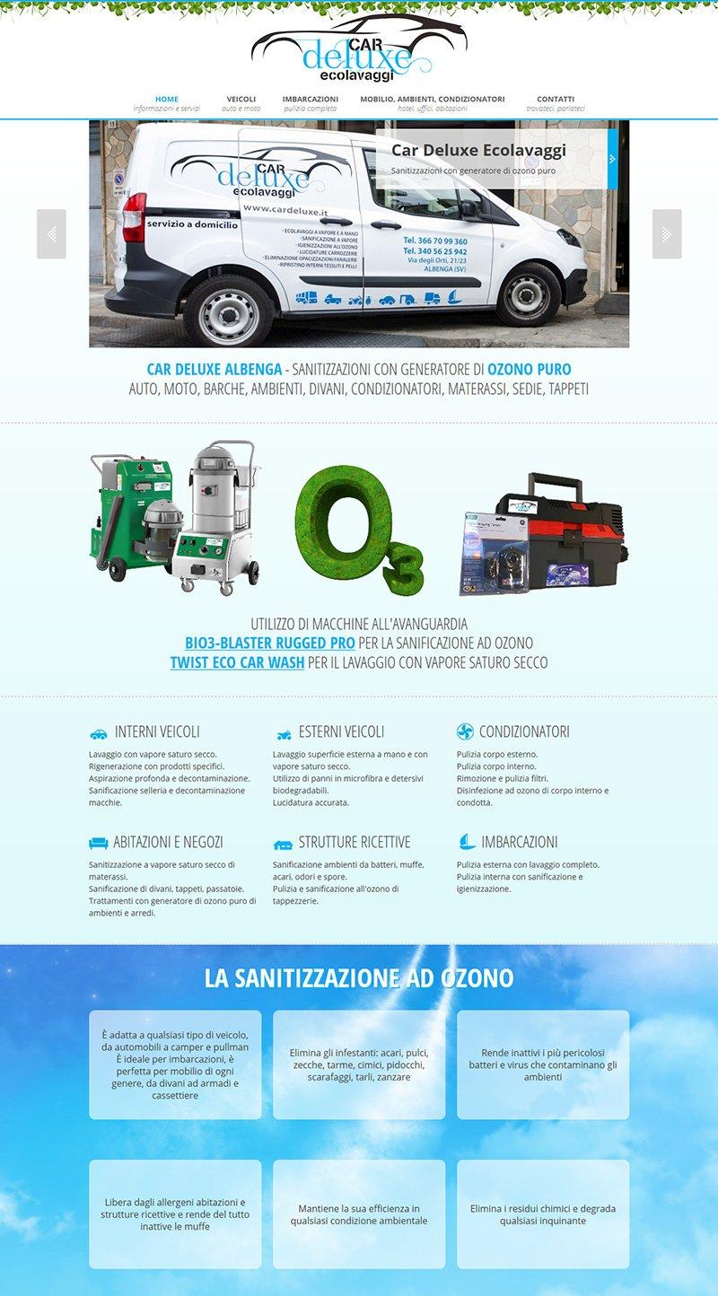 Car Deluxe Ecolavaggi - Albenga