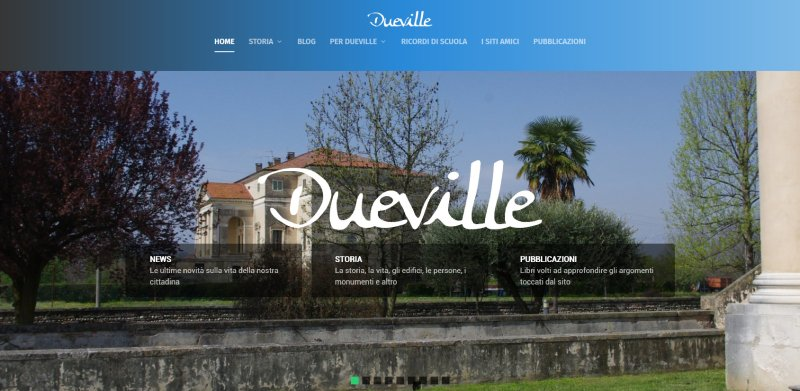 Dueville - Notizie e curiosità