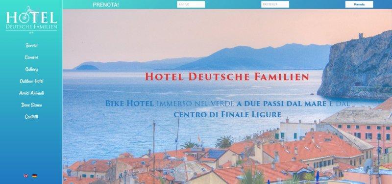 Hotel Deutsche Familien - Bike Climb Trekking Outdoor hotel a Finale Ligure