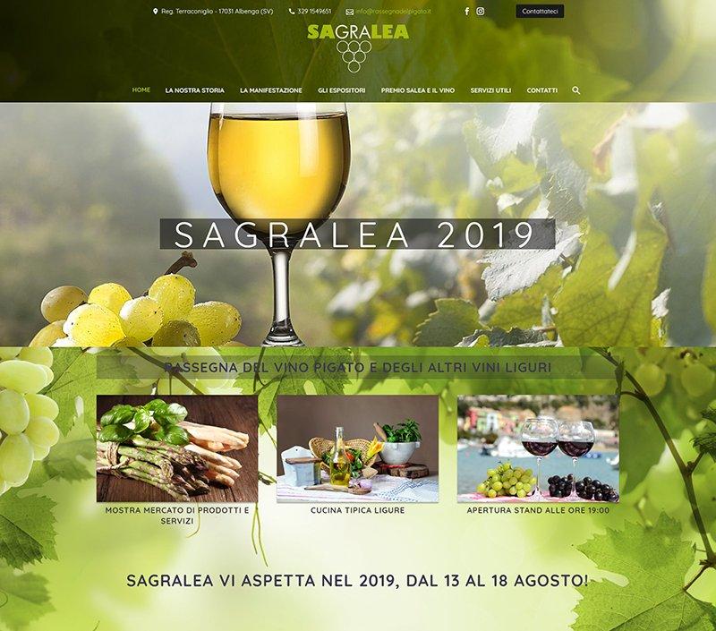 Sagralea – Il sito ufficiale della Sagra di Salea