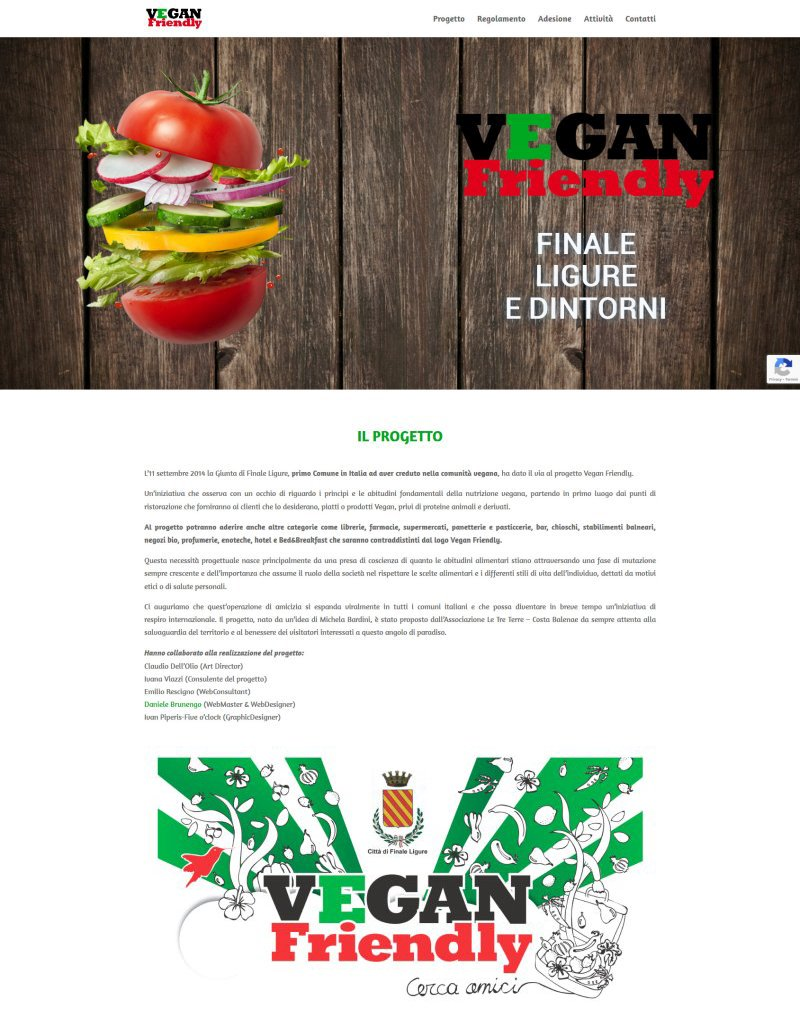 Vegan Friendly - Finale e Dintorni Finale Ligure è il primo comune italiano Vegan compatibile