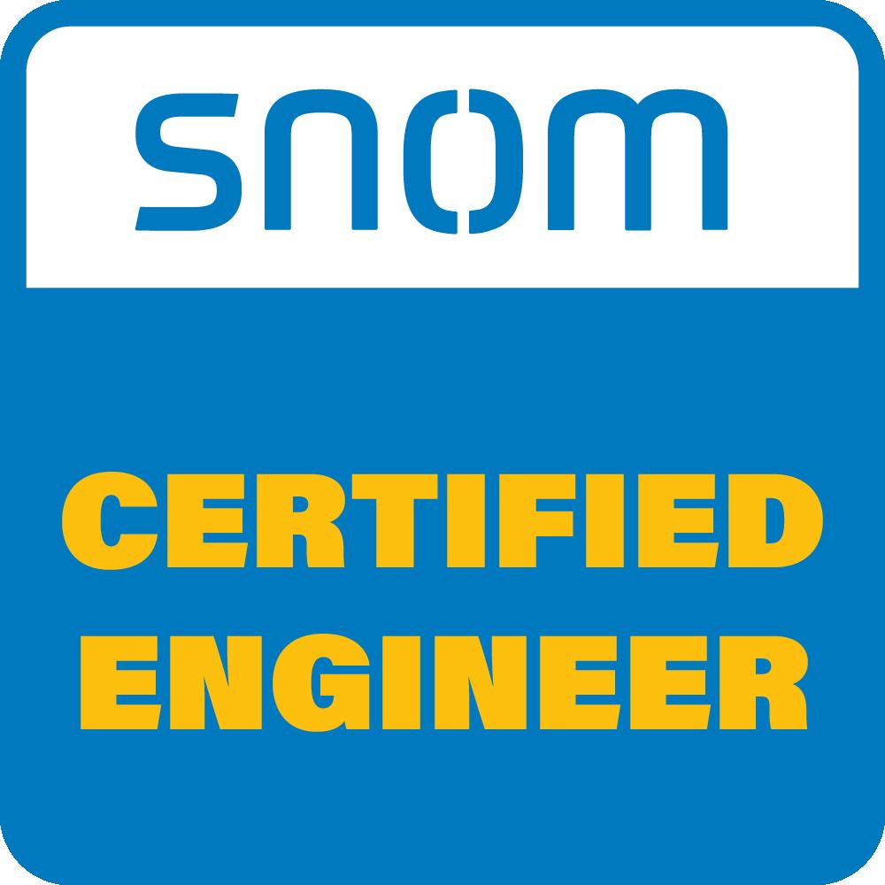Certificazione Snom Certified Engineer