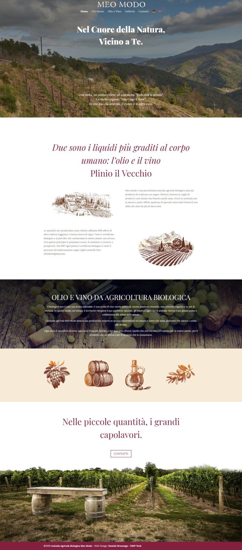 Olio Roveraro - Borghetto Santo Spirito